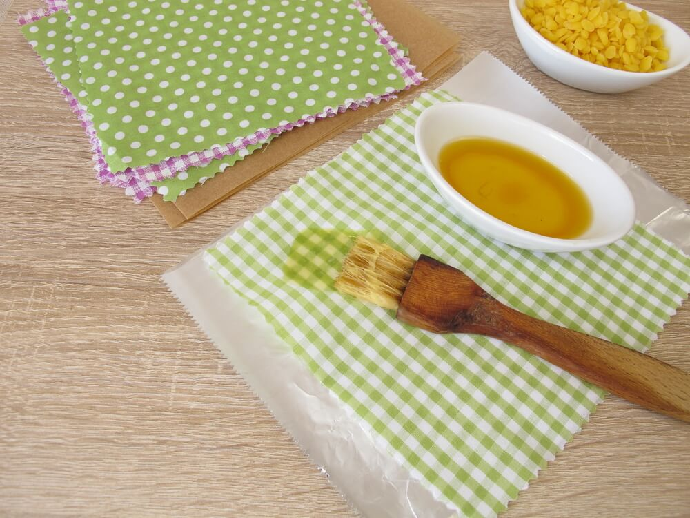 Bliss Home Care | How to make a beeswax wrap