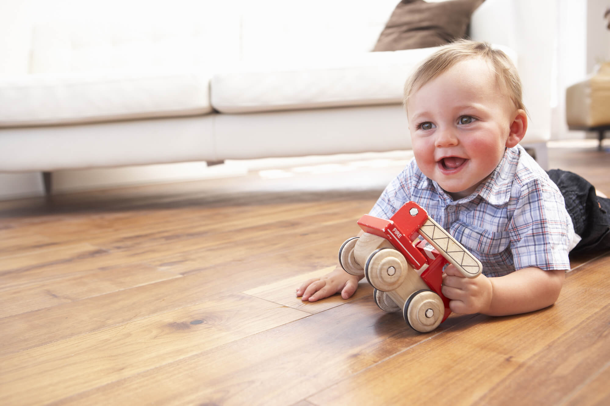 Bliss Home Care | Natural Floor Cleaning