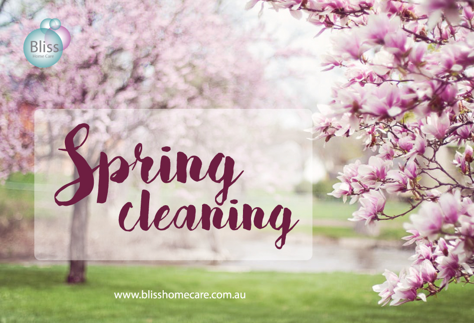 Bliss Home Care - Spring Cleaning